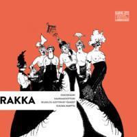 RAKKA/BLACK MOTOR: RAKKA/BLACK MOTOR LP+CD