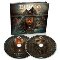 EPICA: THE QUANTUM ENIGMA-2CD DIGIPACK
