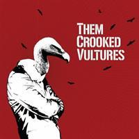 THEM CROOKED VULTURES: THEM CROOKED VULTURES 2LP