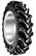 Traktordäck Diagonal 13.6-24 12-lagers BKT.  Art.nr:157217