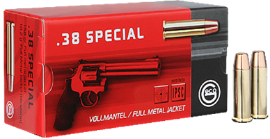 Geco .38 Special 158 FP (50st)