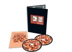 KING CRIMSON: THE ELEMENTS TOUR BOX 2017 2CD