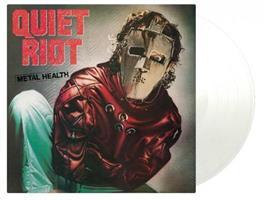 QUIET RIOT: METAL HEALT-COLOR LP