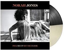 JONES NORAH: PICK ME UP OFF THE FLOOR-INDIE EXCLUSIVE BLACK/WHITE LP