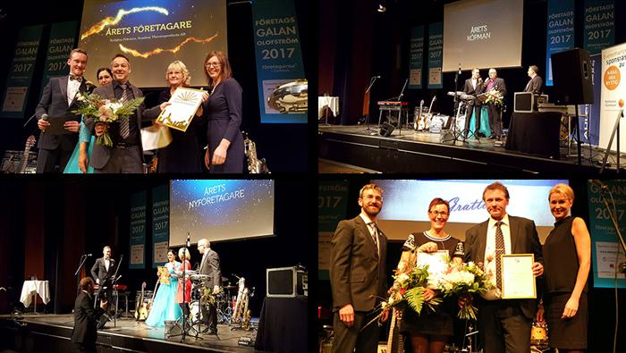 Torbjörn Peltonen, Scanbox, utsedd till Årets Företagare 2016!