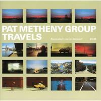 METHENY PAT GROUP: TRAVELS 2LP (FG)