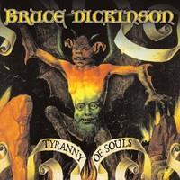 DICKINSON BRUCE: A TYRANNY OF SOULS LP