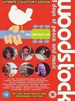 WOODSTOCK-3 DAYS OF PEACE AND MUSIC 4DVD