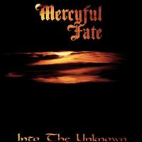 MERCYFUL FATE: INTO THE UNKNOWN-KÄYTETTY CD