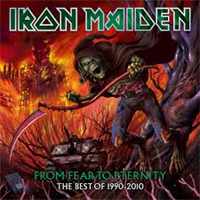 IRON MAIDEN: FROM FEAR TO ETERNITY-BEST OF 1990-2010 2CD