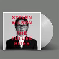 WILSON STEVEN: FUTURE BITES-INDIE ONLY WHITE LP