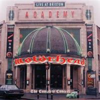 MOTÖRHEAD: LIVE AT BRIXTON ACADEMY-COMPLETE CONCERT 2CD