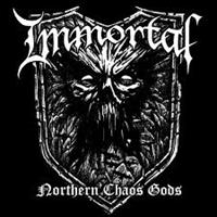 IMMORTAL: NORTHERN CHAOS GODS-LIMITED EDITION DIGIPACK CD