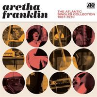 FRANKLIN ARETHA: THE ATLANTIC SINGLES COLLECTION 1967-1970 2CD