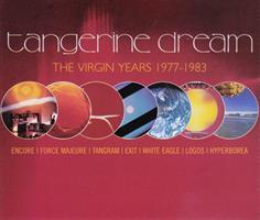 TANGERINE DREAM: THE VIRGIN YEARS 1977-1983 5CD