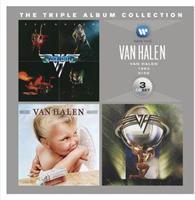 VAN HALEN: VAN HALEN/1984/5150 (3CD)