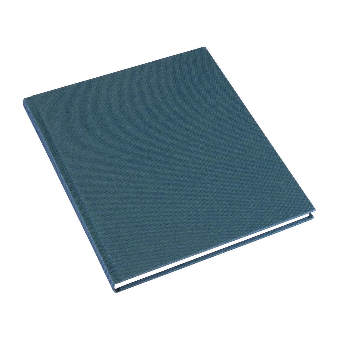 Notatbok vev 210*240 Duo Emerald