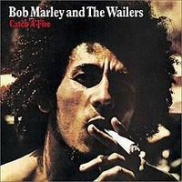 MARLEY BOB & THE WAILERS: CATCH A FIRE LP