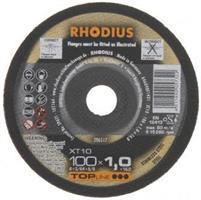 Katkaisulaikka Rhodius XT10 100 x 1,0 x 10mm