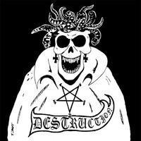 DESTRUCTION: BESTIAL INVASION OF HELL LP