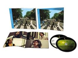 BEATLES: ABBEY ROAD-50TH ANNIVERSARY DELUXE EDITION 2CD