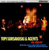 SORSAKOSKI TOPI & AGENTS: IN BEAT (REMASTERED)