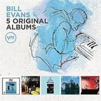 EVANS BILL: 5 ORIGINAL ALBUMS 1 (VERVE) 5CD