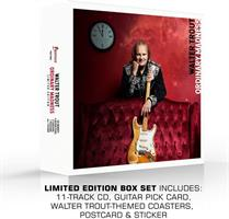 TROUT WALTER: ORDINARY MADNESS-LIMITED EDITION BOX SET CD