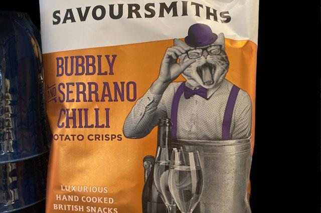 Bubbly & Ser. Chili Chips