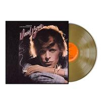 BOWIE DAVID: YOUNG AMERICANS-45TH ANNIVERSARY GOLD LP