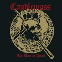 CANDLEMASS: THE DOOR TO DOOM-LIMITED BLUEYELLOW 2LP