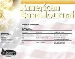 AMERICAN BAND JOURNAL no 344 - 347