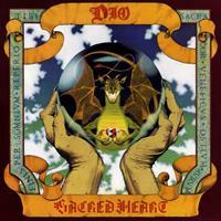 DIO: SACRED HEART-2021 REISSUE LP