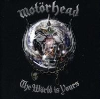 MOTÖRHEAD: THE WÖRLD IS YOURS-LIMITED COLOR LP