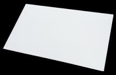 Alumiinipelti / kattopelti 0,6mm, lev. 2475mm valkea