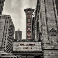 KING CRIMSON: LIVE IN CHICAGO, JUNE 28 2017 2CD