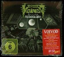 VOIVOD: KILLING TECHNOLOGY 2CD+DVD