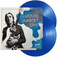LANDAU MICHAEL: LIQUID QUARTET LIVE-BLUE 2LP