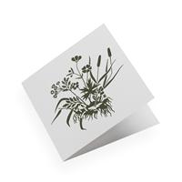 Kort Tuvor Olivengrønn