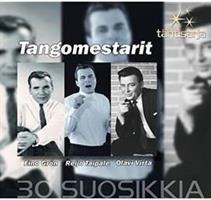 GRÖN EINO/REIJO TAIPALE/OLAVI VIRTA: TANGOMESTARIT-30 SUOSIKKIA 2CD