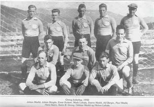 Grong fotballag 1932