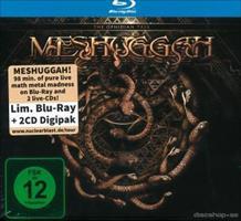 MESHUGGAH: THE OPHIDIAN TREK-2CD+BLU-RAY