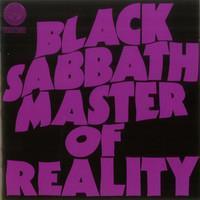 BLACK SABBATH: MASTER OF REALITY LP