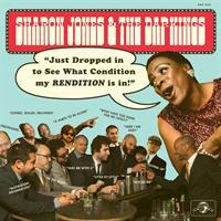 SHARON JONES & THE DAP-KINGS: JUST DROPPED IN...LP