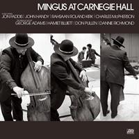MINGUS CHARLES: MINGUS AT CARNEGIE HALL-DELLUXE 2CD
