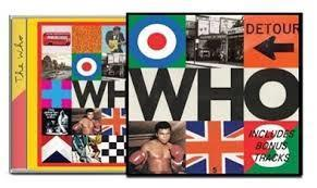 WHO: THE WHO-DELUXE CD