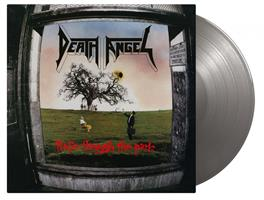 DEATH ANGEL: FROLIC THROUGH THE PARK-SILVER COLOURED 2LP