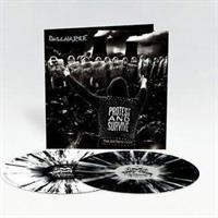 DISCHARGE: PROTEST AND SURVIVE-THE ANTHOLOGY-COLOURED 2LP