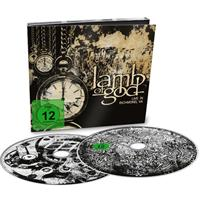 LAMB OF GOD: LIVE IN RICHMOND,VA CD+DVD