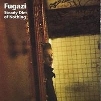 FUGAZI: STEADY DIET OF NOTHING LP